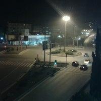 Photo taken at Çatmaca by Ela K. on 10/11/2013