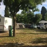 Photo taken at Camping San Biagio by Olli on 7/30/2017
