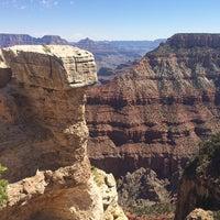 Photo taken at Pink Jeep Tours Grand Canyon, AZ by Olli on 9/15/2014