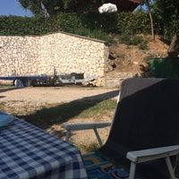 Photo taken at Camping San Biagio by Olli on 8/9/2017