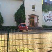 Photo taken at Ihmerter Grundschule by Olli on 6/23/2016