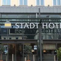 Photo taken at Stadt Hotel by Olli on 3/11/2016