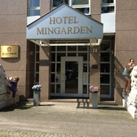 Photo taken at Hotel MinGarden by Olli on 6/9/2014