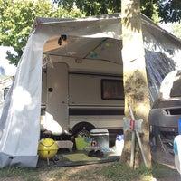 Photo taken at Camping San Biagio by Olli on 8/2/2017