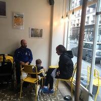 Photo prise au Le Peloton Café par Анита Г. le2/12/2017