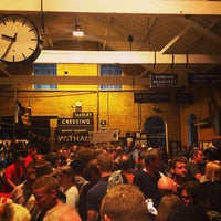 Photo taken at Chappel CAMRA Winter Beer Festival by Yoony33 on 9/7/2013