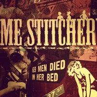 Photo taken at Stitch Bar & Lounge by Treyci on 11/7/2012