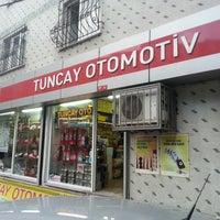 Photo taken at tuncay otomotiv by Ahmet G. on 1/22/2014