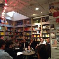 Photo taken at The Italian Bookshop by Alfama on 7/25/2014