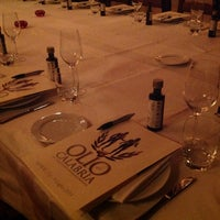 Photo taken at Osteria Dell'Angolo by Alfama on 11/6/2014