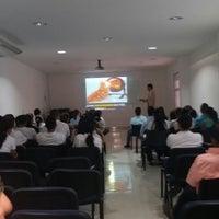 Photo taken at Auditorio 8 de Agosto - CNI by Jose F. on 9/20/2014