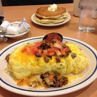 Photo taken at IHOP by Sel R. on 11/24/2013