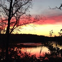 Photo taken at Sunset Park by Angela L. on 10/9/2013