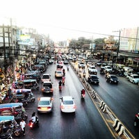 Photo taken at ตลาดหนองบัว by Sun C. on 11/25/2013