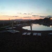 Photo taken at Agriturismo resort Belmonte Vacanze by David V. on 8/10/2013