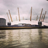 Photo taken at The O2 Arena by Andy E. on 5/29/2013