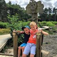 Photo taken at Bedgebury National Pinetum by Andy E. on 8/15/2015