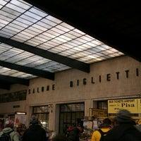 Photo taken at Firenze Santa Maria Novella Railway Station (ZMS) by Barbara P. on 12/7/2012