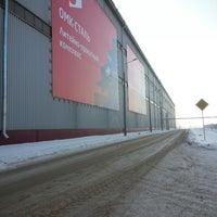 Photo taken at Литейно-Прокатный Комплекс ОМК by Михаил Б. on 1/22/2014