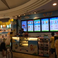 Photo taken at Pokemon Cafe Singapore by SONG W. on 12/10/2016