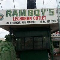 Photo taken at Ramboy's by Dorlenn P. on 12/24/2013
