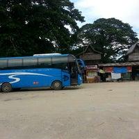 Photo taken at Sara Bus Terminal by Dorlenn P. on 7/7/2013
