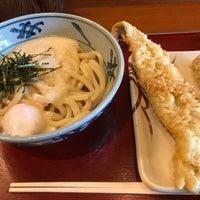 Photo taken at 金比羅製麺 京都大山崎店 by お抹茶太郎 on 1/2/2018