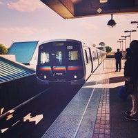 Photo taken at MARTA - Doraville Station by Sunira M. on 5/16/2014