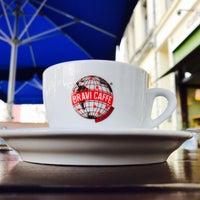 Das Foto wurde bei cafecafe von Arthur von Mandel am 7/5/2017 aufgenommen