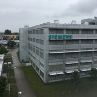 Photo taken at Siemens AG Treptow by Stephan on 7/2/2017
