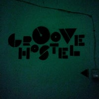 Photo taken at Instant Groove! Party Hostel by Pierre A. on 8/7/2013