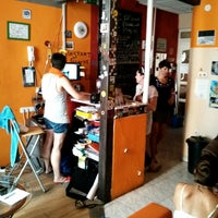 Photo taken at Instant Groove! Party Hostel by Pierre A. on 8/6/2013