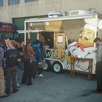 Photo taken at Gyros On Wheels by Pierre A. on 11/17/2014