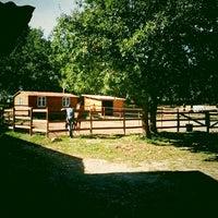 Photo taken at Refuge C.H.E.V.A.L. by Pierre A. on 10/13/2012