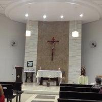 Photo taken at Comunidade Maria Mãe Da Igreja by Evandro G. on 10/7/2013