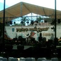 Photo taken at Taman Budaya Mataram by Ian A. on 11/30/2013