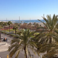 Снимок сделан в La Mar Blava пользователем Juan L. 2/15/2014