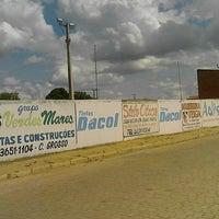 Photo taken at Estadio O Jazidao by Fabio G. on 11/6/2013