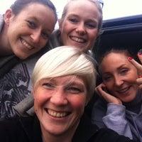 Photo taken at Paintball Aarhus - Outdoor Xplore Teambuilding by Heidi Svane P. on 9/27/2013