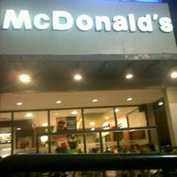 Photo taken at McDonald's by Rey Dominic V. on 10/20/2012