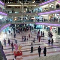 Photo taken at Korum Mall by Sateesh N. on 3/31/2013