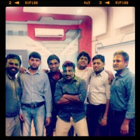 Photo taken at Brand Promotions India Pvt Ltd by Sateesh N. on 3/26/2013