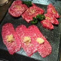 Photo taken at 大腕燒肉 by Jenny L. on 2/22/2013