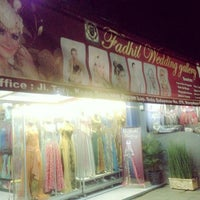 Photo taken at fadhil wedding galery by Tina M. on 8/19/2014