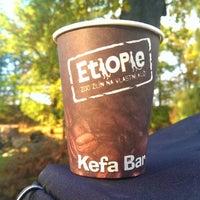 Photo taken at Kafe bar Etiopie by Michal F. on 10/19/2013