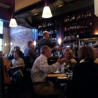 Photo taken at La Tavola Trattoria by Timothy M. on 4/20/2013