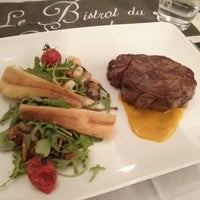 Photo taken at Le Bistrot du Sommelier by Thibault M. on 10/10/2013