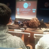 Photo taken at Audencia Business School by Black B. on 2/21/2013