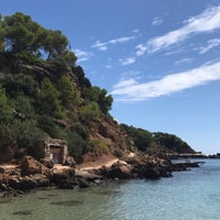 Photo taken at Cala Llenya by Jan D. on 9/12/2017