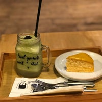 Photo taken at Second Wind (Café & Chill Out) by NuNongka W. on 3/11/2018